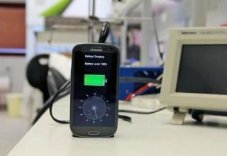 Квантови точки зареждат смартфон само за 30 секунди