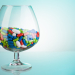 Да, можете да пиете алкохол и да приемате антибиотици