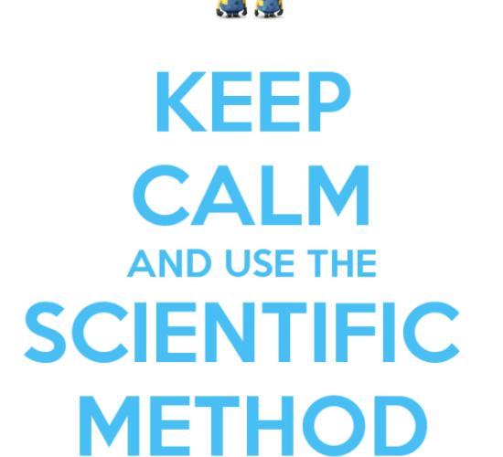 Какво представлява научният метод?