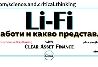 Инфографика: всичко, което трябва да знаете за Li-Fi