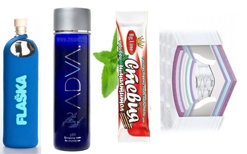 Експеримент 2: 4 сигнала срещу продукти на ADVA, Bgline, Тед и FLASKA