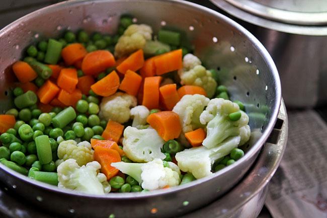 По-полезно ли е да готвим зеленчуците си?