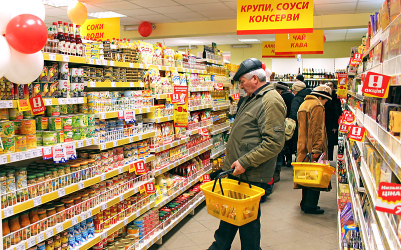 Един мой работен ден в супермаркет