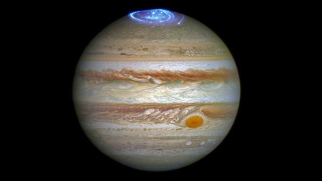 Какво ще стане, ако се опитаме да стоим на повърхността на Юпитер?