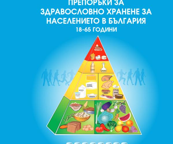 """""""Експертните""""  препоръки за здравословно хранене на МЗ са неадекватни и грешни"""