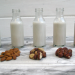 Мляко vs ядково мляко