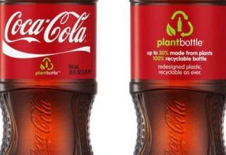 (не)Екологичните PlantBottle бутилки на Coca-Cola