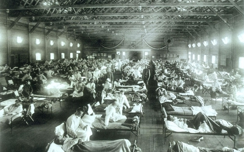 Сто години от най-страховитата вирусна пандемия в историята. На какво се дължи?