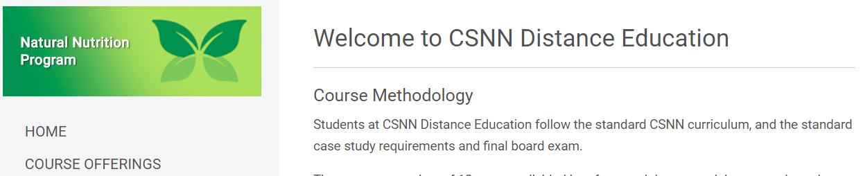 """Кратък канадски онлайн курс за придобиване на """"квалификация"""" по Natural Nutrition."""