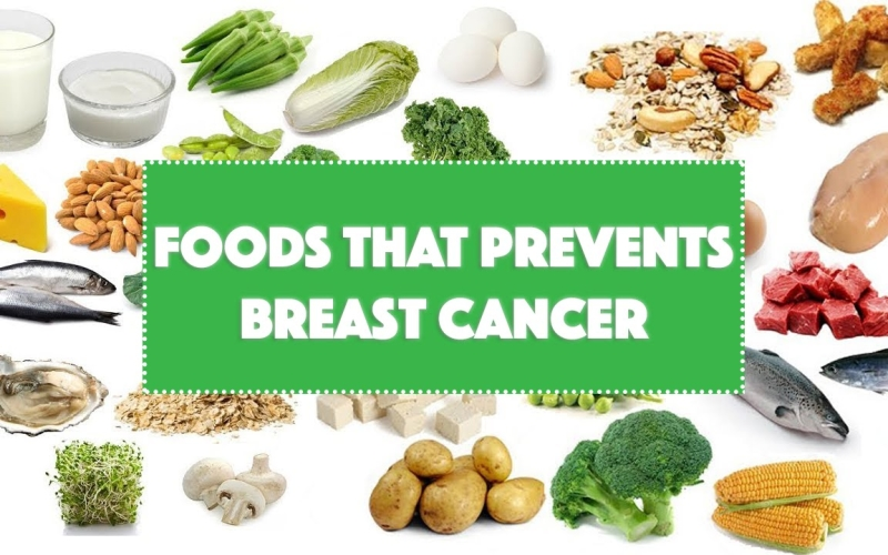 Грешната представа, че храната лекува и предпазва от рак