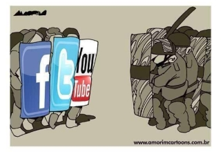 Защо социалните мрежи са най-добрият инструмент в ръцете на хората в една корумпирана държава?