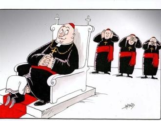 Педофилията в църквата – една стряскаща статистика
