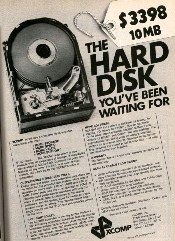 IT реклами от миналото